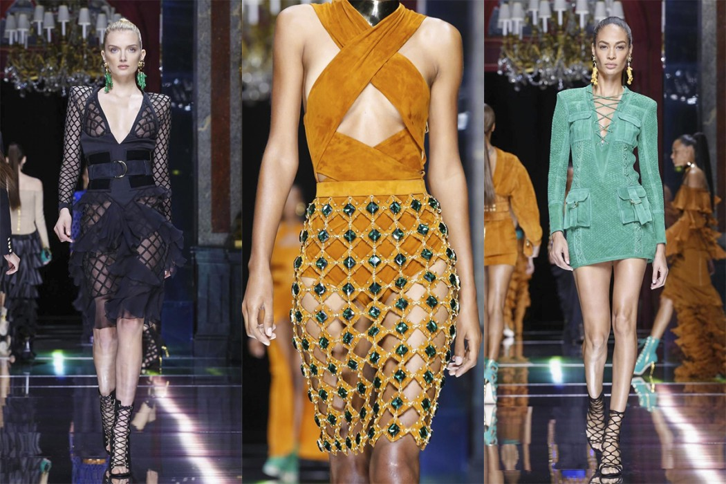 Balmain Fashion House just created a Virtual Army and you are welcome to join.