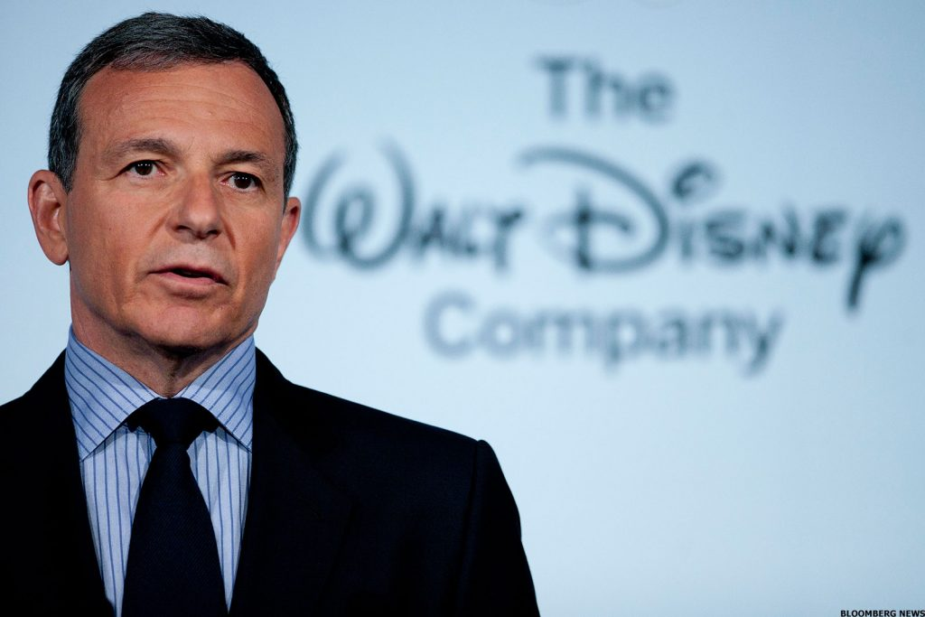 Disney's CEO Bob Iger talks about the Future of Disney after a long decade of acquisition.
