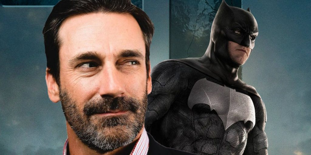 Jon Hamm wants to be the next Batman and it might be happening.