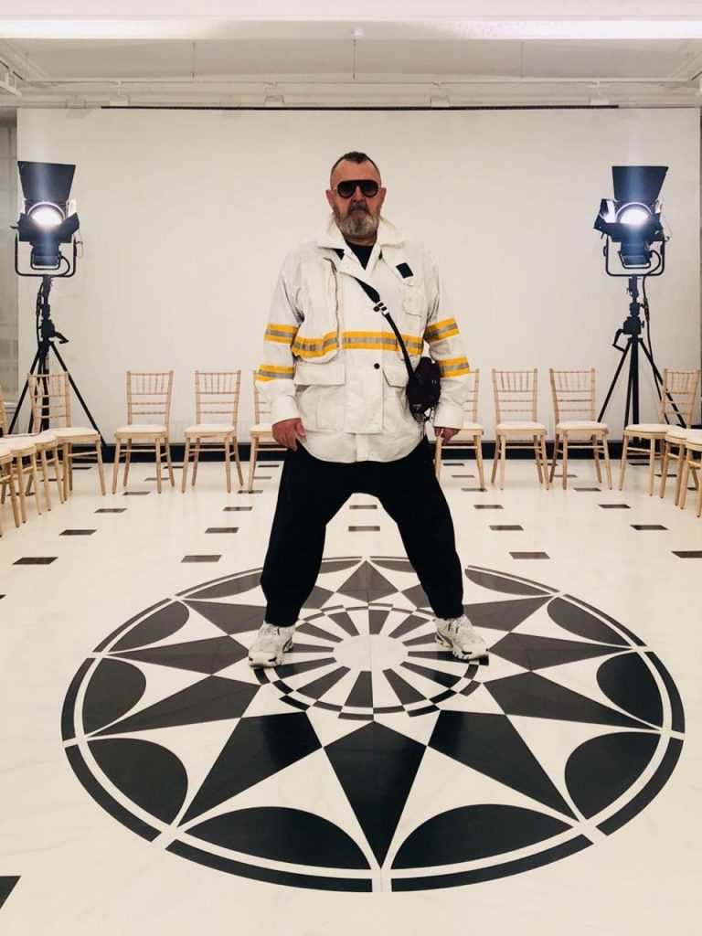 Travel In Your Mind Through Fashion Music With Michel Gaubert