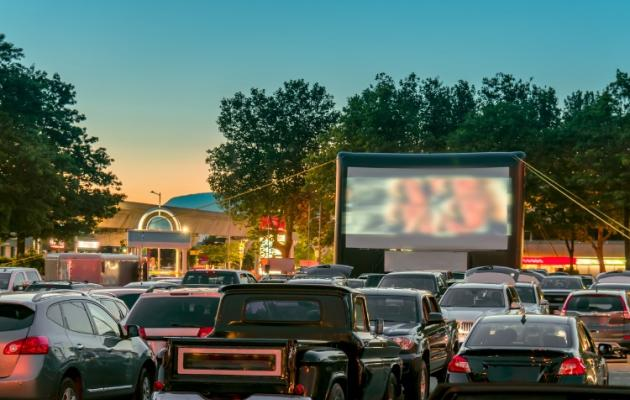 France's cinema bosses fear drive-in screenings that avoid lockdown laws are taking away their business