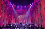 In Lebanon, single-concert festival serenades empty ruins