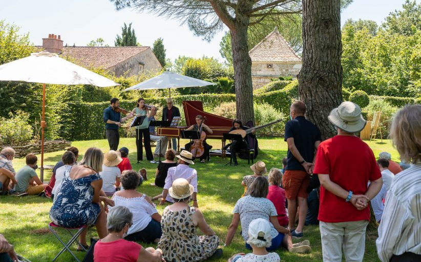 Les Arts Florissants' 2020 Dans Les Jardins de William Christie Festival to Concludes This Weekend